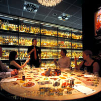 Scotch Whiskey Experience - Table Tasting