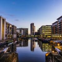 Leeds Clarence Docks