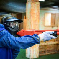 Indoor Paintball - 1 Hour
