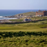 18 Hole Golf Course at Newquay Golf Club