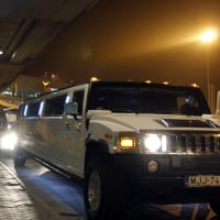 Hummer Limo Airport Transfer - Pick Up at Dublin Airport