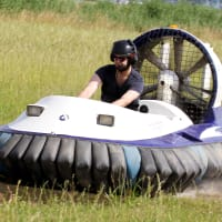 Hovercraft Adrenaline Racing