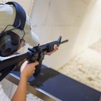 Pistol, AK-47 & Shotgun Shooting