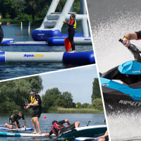 Water Adventure - Half Day