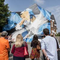 Peckham Street Art Tour