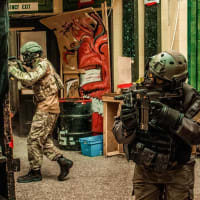 Abandoned Prison Airsoft Bristol