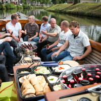 BBQ Canal Cruise