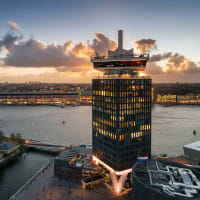 A'dam Lookout Tower - Amsterdam