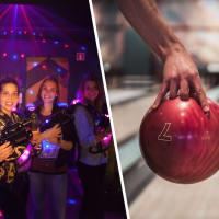 Bowling & Laser Tag