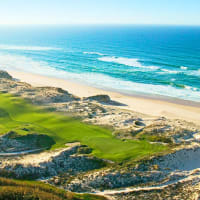 18 Holes at Praia D'El Rey Golf Course