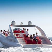 Opera Catamaran speedboat
