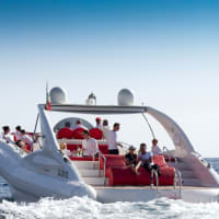 Private Luxury Speedboat Charter
