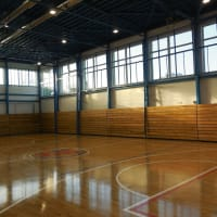 Elementary School Sports Hall