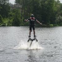 Dolphin Jetpack Flight Xdream