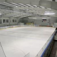 Hockey Hall Hamikovo ice skating rink