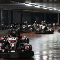 Indoor Go Karting - Mini Grand Prix