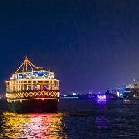 Dhow Cruise Dinner - Dubai Creek