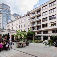 Urban Gozsdu Apartments
