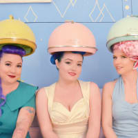 A Vintage Day Out - Hair Makeover