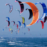 Kitesurfing Group
