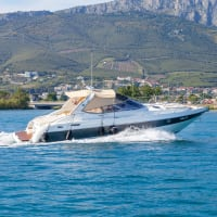 Luxury Yacht To Pakleni Island