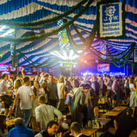Oktoberfest or Springfest Camping Package