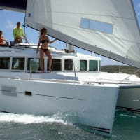 23 pax catamaran