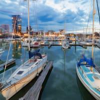 Southampton marina