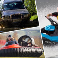 Land and Water Adventure - Full Day