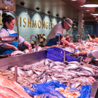 Fishmonger Shop