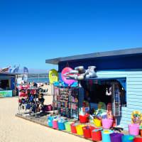 Weymouth Beach Bucket and Spade