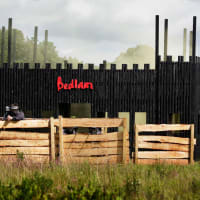 Bedlam Paintball castle various locations