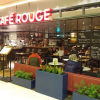 Cafe Rouge - London Victoria