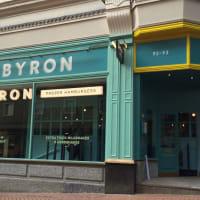 Byron Birmingham new street