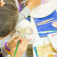 Ceramic Painting - At Your Venue