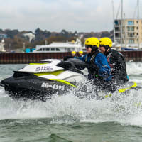 Jet Ski Coastal Thrill Ride
