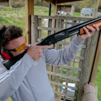 Clay Pigeon Shooting - 39 Clays