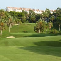 18 Holes at Golf Torrequebrada Course