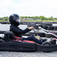 Outdoor Go Karting - Sprint Race