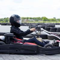 Outdoor Go Karting - Sprint Race
