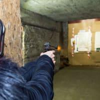 Pistol, Shooting - 25 Bullets
