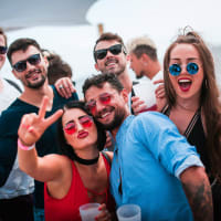 IBZ Boat Party & Unlimited Drinks