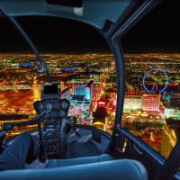 Helicopter Tour Of The Strip