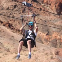 Canyon Zip Lining