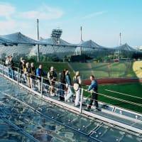 Rooftop Olympic Stadium Climb