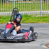 Outdoor Go Karting - Grand Prix