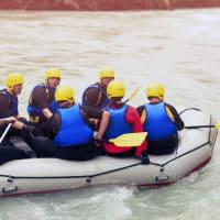 Rhine River Rafting