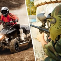 Paintball & Quad Trek