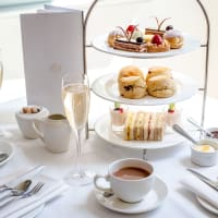 Celebration Champagne Afternoon Tea Traditional Pump Room Tea