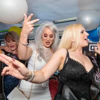 Party Bus Groups London - CHILLISAUCE